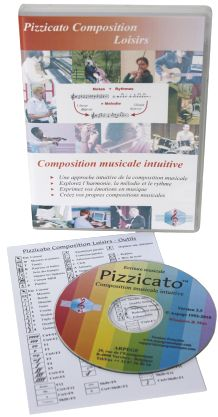 Pizzicato Composition Loisirs